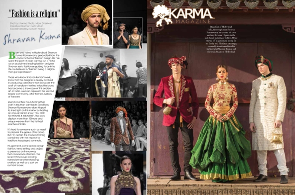 June-2014_Karma Magazine_Summer_Shravan