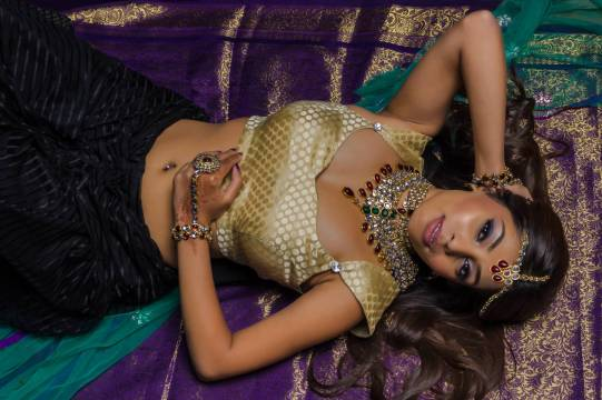 Princess Jasmine Editorial