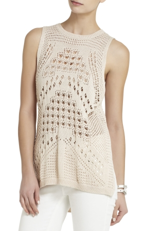 bcbg-brown-petral-sleeveless-raglan-pullover-