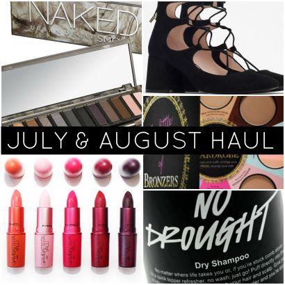 HAUL  July & August 2015